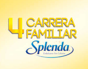 Cuarta Carrera Familiar SPLENDA