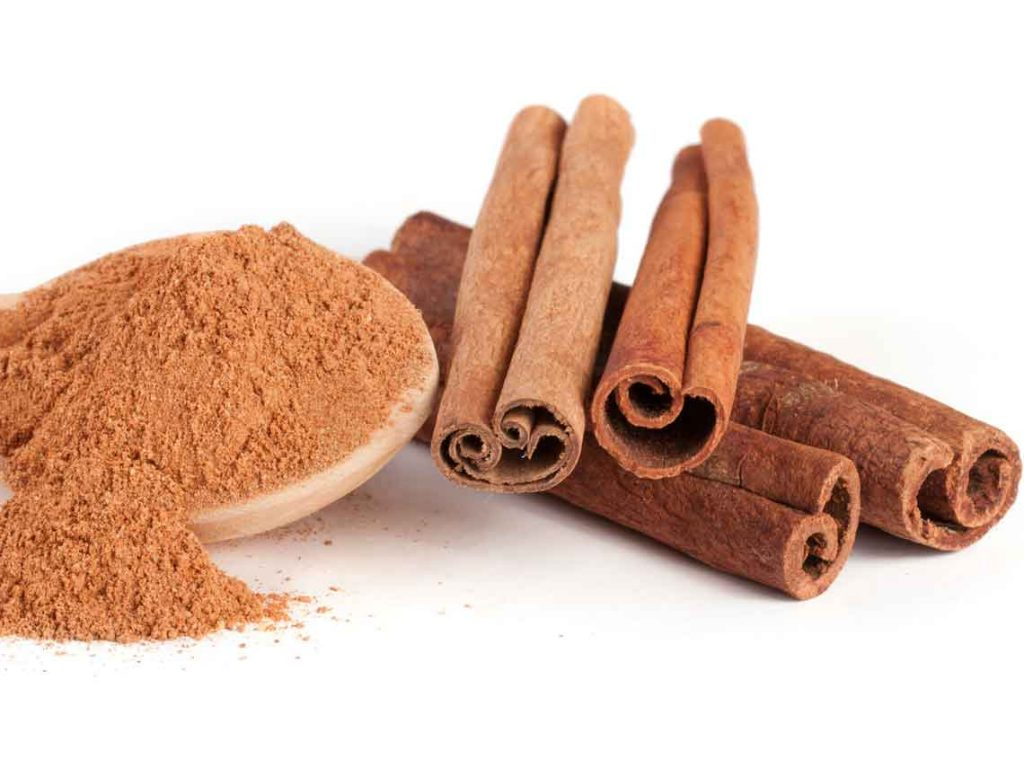 4 beneficios de la canela